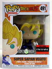 Funko Pop Dragon Ball Z Vegito AAA Exlcusive VInyl Figure - Toyz in the Box