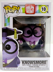 Funko Pop Wreck it Ralph 2 Knowsmore VInyl Figure - Toyz in the Box
