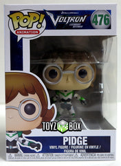 Funko Pop Voltron Legendary Defender Pidge 476 VInyl Figure - Toyz in the Box