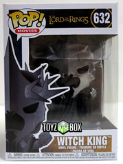 Funko Pop The Lord of the Rings Witch King 632 VInyl Figure