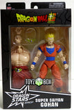 Bandai Dragon Ball Stars Dragonball Super Saiyan Gohan Action Figure - Toyz in the Box