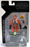 Star Wars Black Series Archive Series 1 Luke Skywalker Action Figure