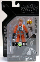 Star Wars Black Series Archive Series 1 Luke Skywalker Action Figure - Toyz in the Box