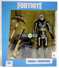 Mcfarlane Toys Fortnite Skull Trooper Action Figure - Toyz in the Box