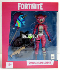 Mcfarlane Toys Fortnite Cuddle Team Leader Action Figure - Toyz in the Box