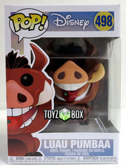 Funko Pop Disney Lion King Luau Pumbaa 498 Vinyl Figure