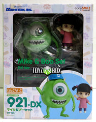 Nendoroid Monsters Inc. Mike and Boo DX Ver 921-DX Action Figure - Toyz in the Box