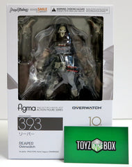 Figma Overwatch Reaper 393 Action Figure - Toyz in the Box