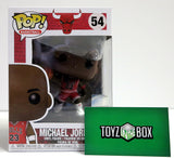 Funko Pop Baketball Michael Jordan (Flying) 54 VInyl Figure - Toyz in the Box