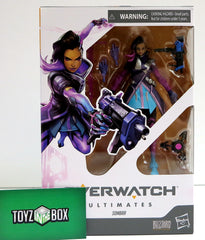 Hasbro Ultimates Overwatch Sombra Action Figure - Toyz in the Box