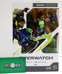 Hasbro Ultimates Overwatch Lucio Action Figure - Toyz in the Box