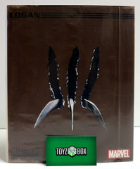 Mezco One 12 Marvel Comics Logan Action Figure - Toyz in the Box