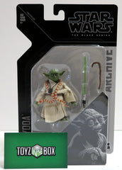 Star Wars Black Series Archive Series 2 Yoda Action Figure - Toyz in the Box