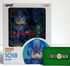 Nendoroid Mega Man X 1018 Action Figure - Toyz in the Box