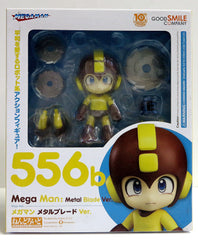 Good Smile Company Megaman Metal Blade Ver Nendoroid Action Figure - Toyz in the Box
