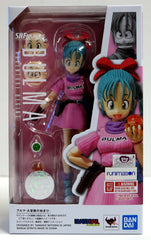 S.H. Figuarts Dragon Ball Bulma (Adventure Begins) Action Figure - Toyz in the Box