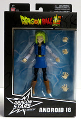 Bandai Dragon Ball Stars Dragonball Super Android 18 Action Figure - Toyz in the Box