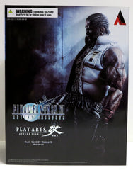 Square Enix Final Fantasy VII Advent Children Barett Wallace Play Arts Kai Action Figure