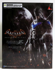 Square Enix DC Comics Nightwing Arkham Knight Play Arts Kai Action Figure - Toyz in the Box