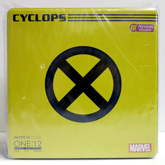 Mezco One 12 Marvel Universe Classic Cyclops PX Previews Exclusive Action Figure - Toyz in the Box