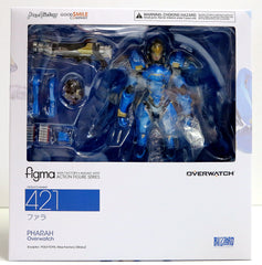 Figma Overwatch Pharah 421 Action Figure - Toyz in the Box