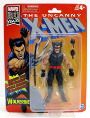 Marvel Legends Retro X-Men Wave 1 Wolverine Action Figure - Toyz in the Box