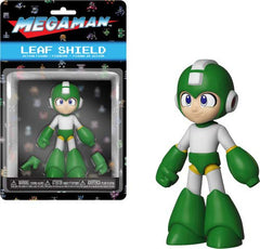 Funko Mega Man Leaf Shield VInyl Action Figure - Toyz in the Box