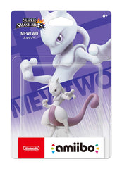 Nintendo Amiibo Super Smash Bros. Mewtwo (Japanese Ver) Mini Figure - Toyz in the Box