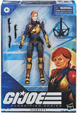Hasbro G.I. Joe Classified Series Scarlett Action Figure