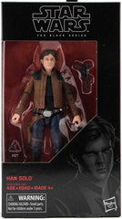 Hasbro Toys Star Wars Black Series Solo Movie Young Han Solo Action Figure - Toyz in the Box