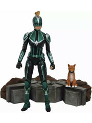 Diamond Marvel Select Starforce Captain Marvel Action Figure - Toyz in the Box