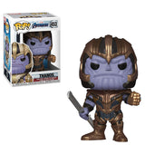 Funko Pop Avengers Endgame Thanos 453 Vinyl Figure - Toyz in the Box