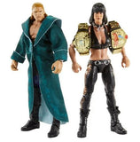 Mattel WWE Elite Triple H and Chyna 2 Pack Action Figure