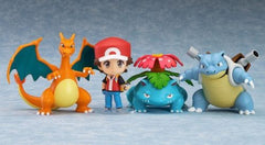 Good Smile Company Pokemon Red Trainer Champion Ver Nendoroid Action Figure - Toyz in the Box