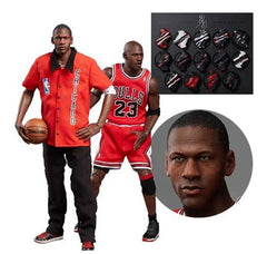 **Pre Order**Enterbay NBA Collection Michael Jordan Away Final Limited Edition 1:6 Scale Real Masterpiece Action Figure 2-Pack Action Figure