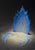 Bandai Tamashii Effect Energy Aura Blue Stage for Humanoid D-arts Figuarts - Toyz in the Box