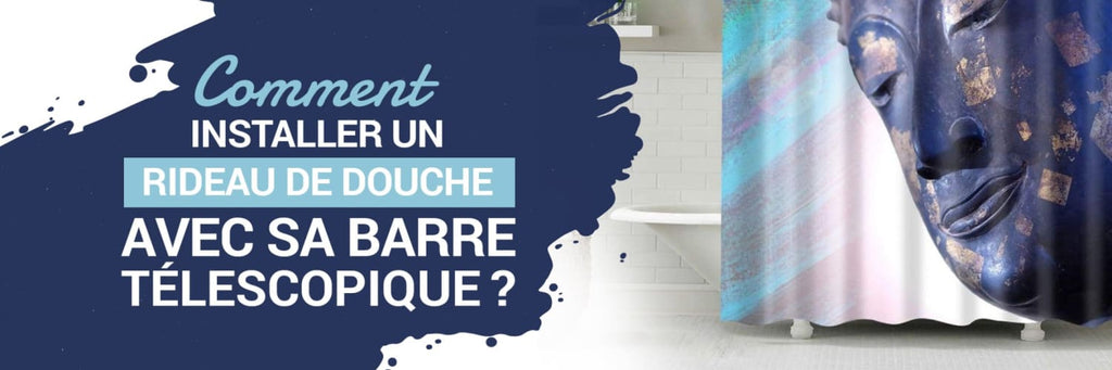 Comment installer un rideau de douche ?