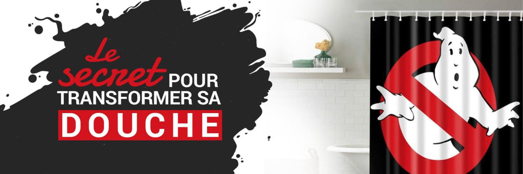 Le secret pour transformer sa douche