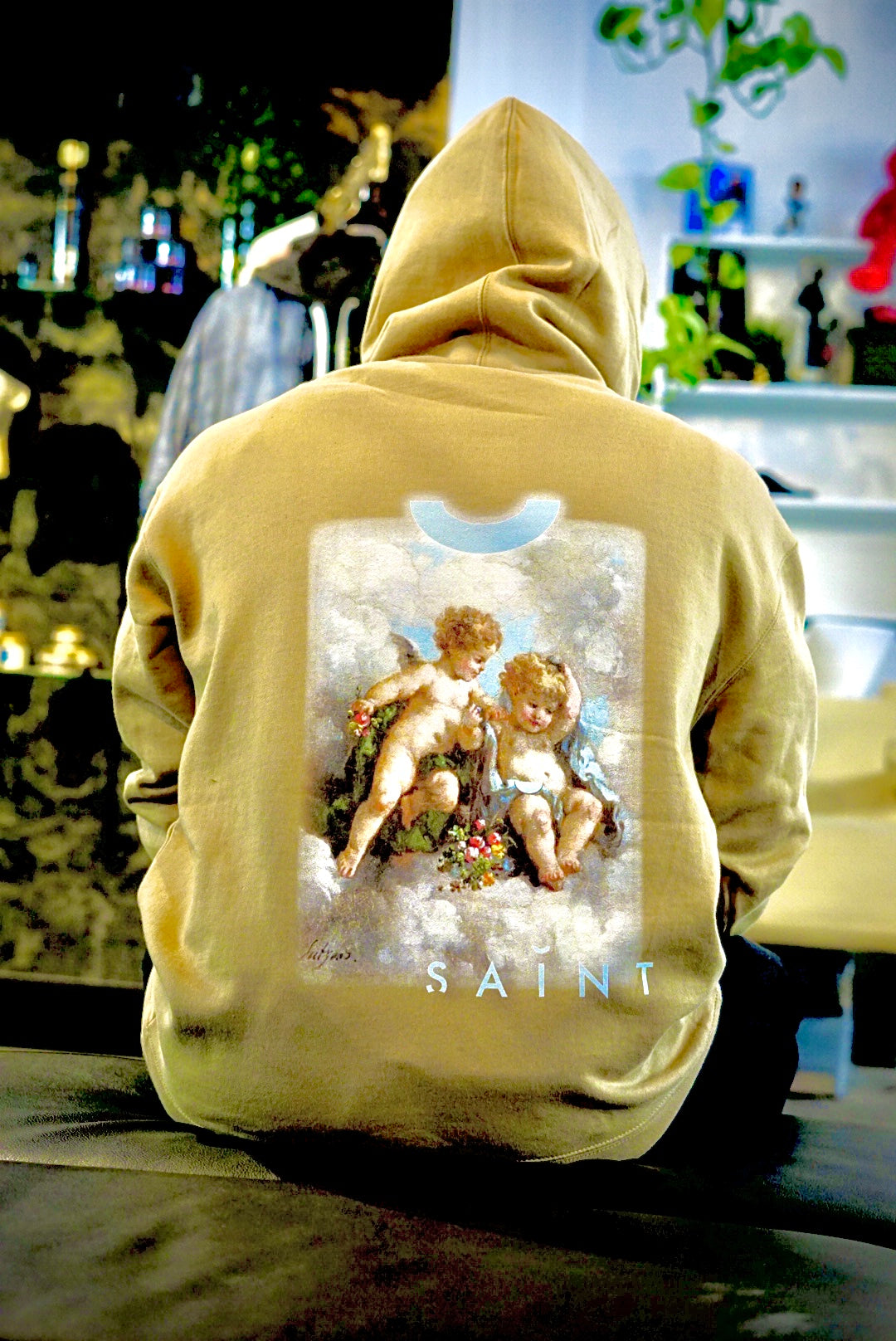 In the Clouds Hoodie
