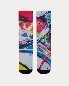 Men's New York Splash - Socks - AMNY