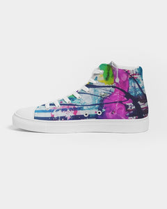 Women's Graff Splash - High Top Trainers - PS - (Sizes in US)