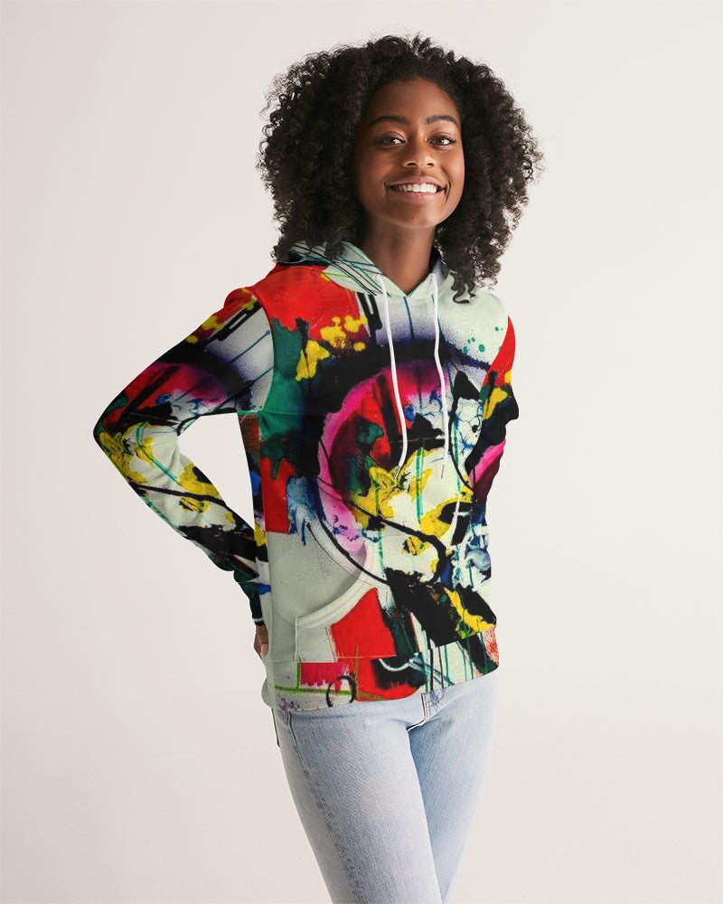 Women's London Lights - Hoodie - OL