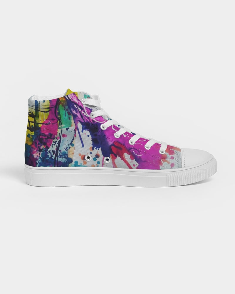 Men's Graff Splash - High Top Shoes - PS - (Sizes in US)