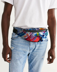 New York Splash - Bumbag/ Cross Sling - AMNY