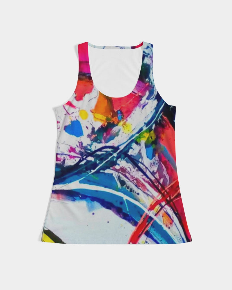 Women's New York Splash - Vest Top - AMNY