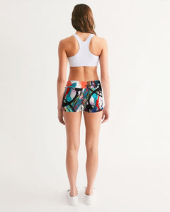 Women's Primary - Sports Shorts - BGD