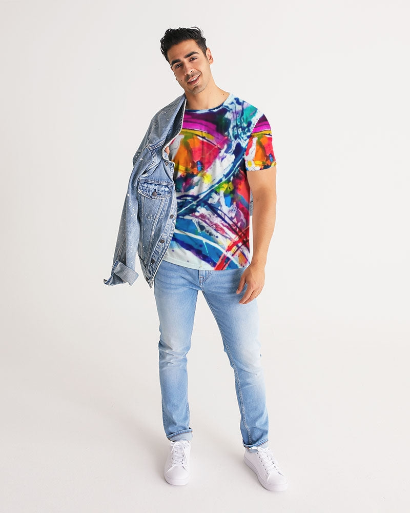 Men's New York Splash - T-Shirt - AMNY
