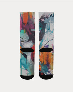 Socks - Abstract Rust  - FO