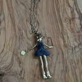 The Sailor Kitten Necklace