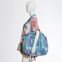 Embroided Fabric Bag